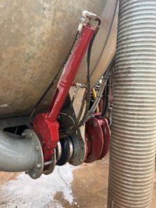 Remolque cisterna de 16.000 litros